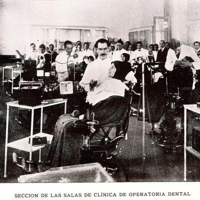historia-escuela-dental-de-chile_Seccion-salas-operatoria-dental2